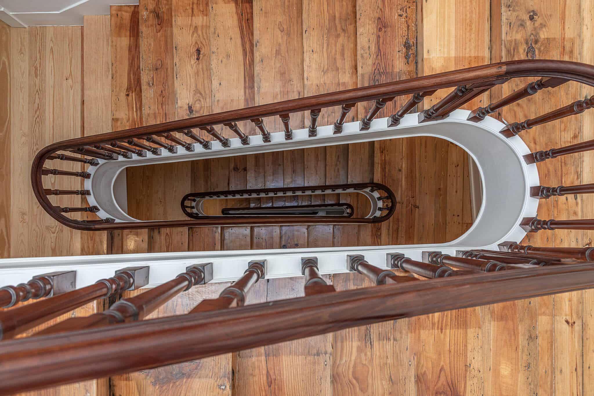 Caléway - Escadaria