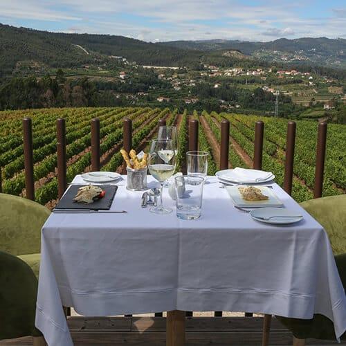 Monverde – Wine Experience Hotel - Refeição ao Ar Livre