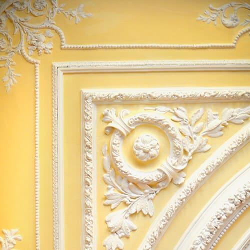 Palacete Chafariz D'el Rei - Detalhes