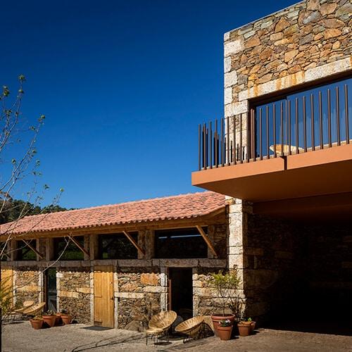 Monverde – Wine Experience Hotel - Edifício Quartos