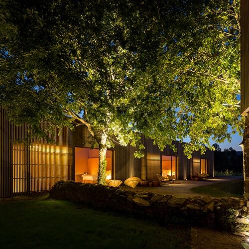 Monverde – Wine Experience Hotel - Paisagem noturna