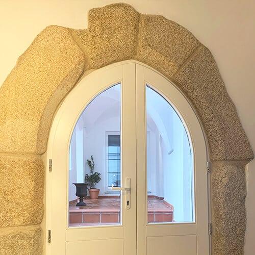 The Noble House Suites & Apartments - Interior do Edifício