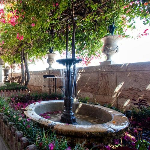 Palacete Chafariz D'el Rei - Jardim