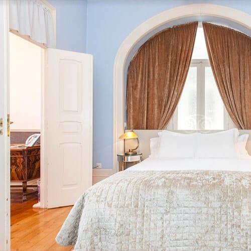 Palacete Chafariz D'el Rei - Junior Suite