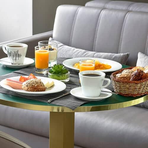 Villa Termal – Hotel Termal - Pequeno-Almoço