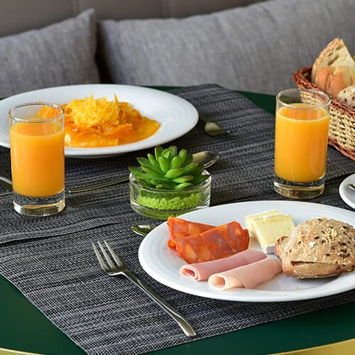Villa Termal – Central Suites & Apartments - Pequeno-Almoço
