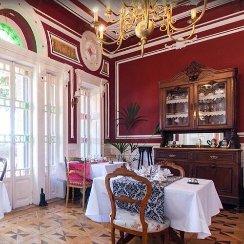 Palacete Chafariz D'el Rei - Pequeno-Almoço