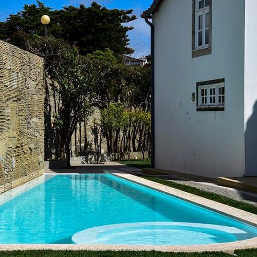 Casa Melo Alvim Suites & Apartments - Piscina Exterior