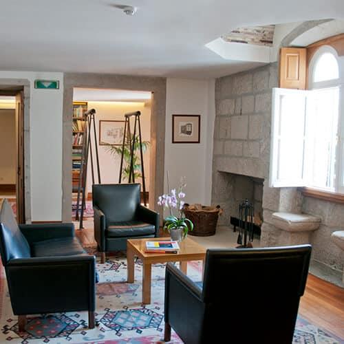 Casa Melo Alvim Suites & Apartments - Sala de Estar Hotel