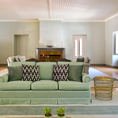 Villa Termal – D.Carlos Regis - Lobby