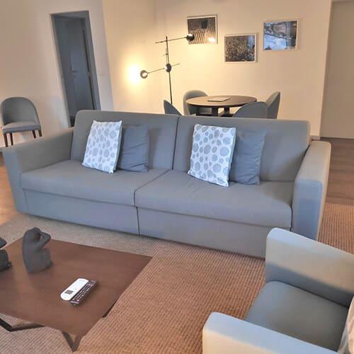 The Noble House Suites & Apartments - Sala de Estar Suite Charming
