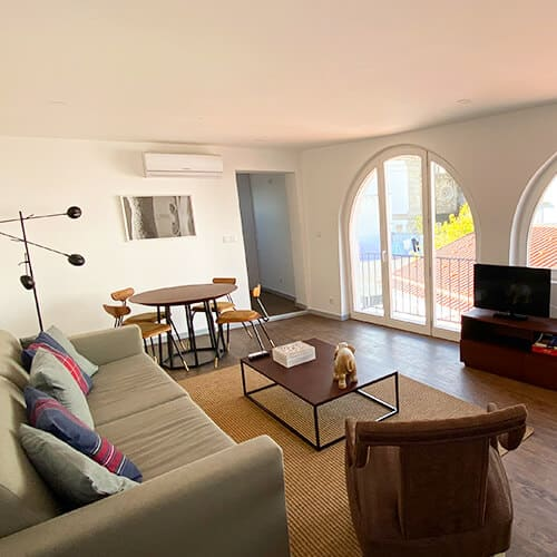 The Noble House Suites & Apartments - Sala Apartamento Cathedral