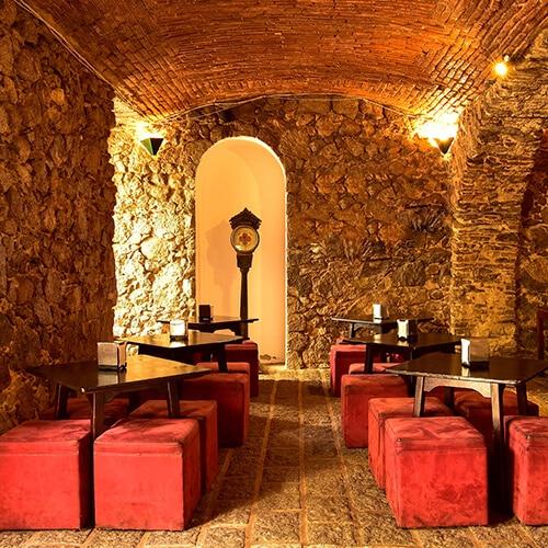Villa Termal – Hotel Central - Wine&Tapas Bar