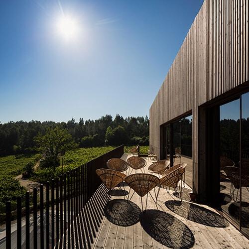 Monverde – Wine Experience Hotel - Vista Varanda