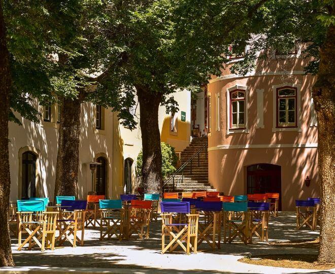 Villa Termal – Hotel Central