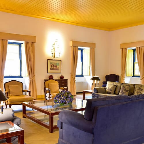 Villa Termal – Hotel Termal - Lobby