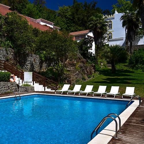 Villa Termal – Hotel Termal - Piscina Exterior