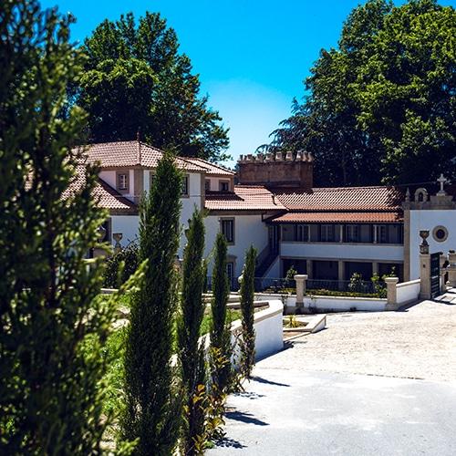 Casa da Lavandeira - Entrada Quinta
