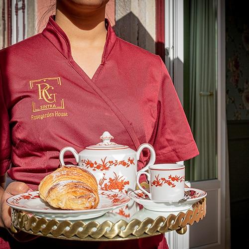 Rosegarden House - Room Service